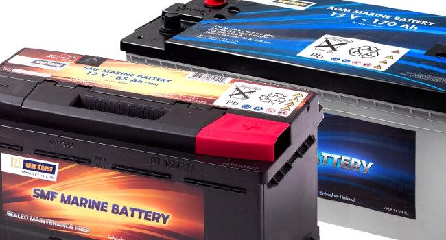 akku Bootsbatterien   was sollte man beim Kauf beachten? www.12seemeilen.de