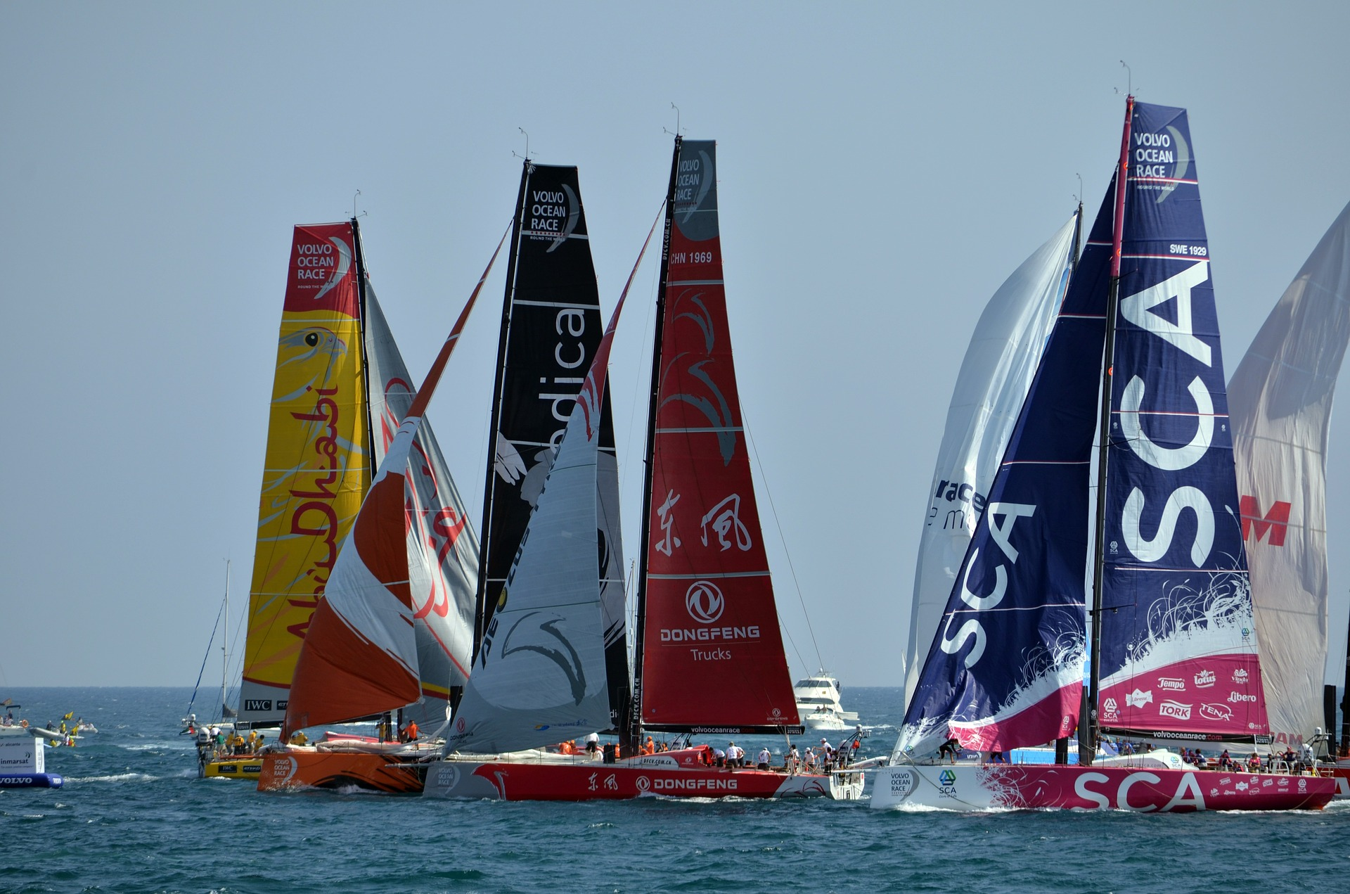 regatta 636176 1920 Neues vom Volvo Ocean Race und Musto www.12seemeilen.de