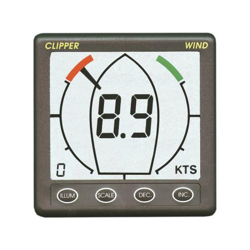 NASA Marine Clipper Wind Tochtergerät