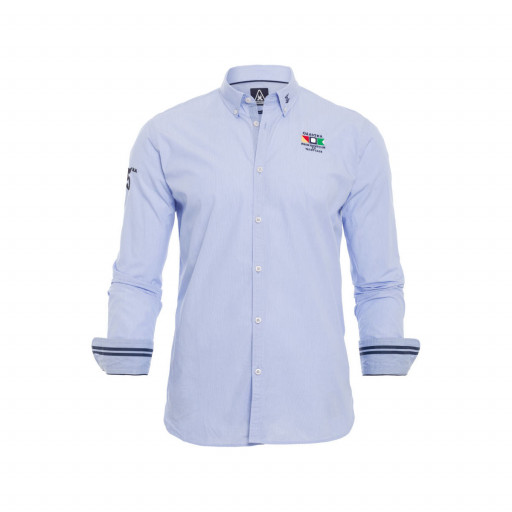 SALE: Gaastra Bonsen 1 Hemd langarm Herren blau