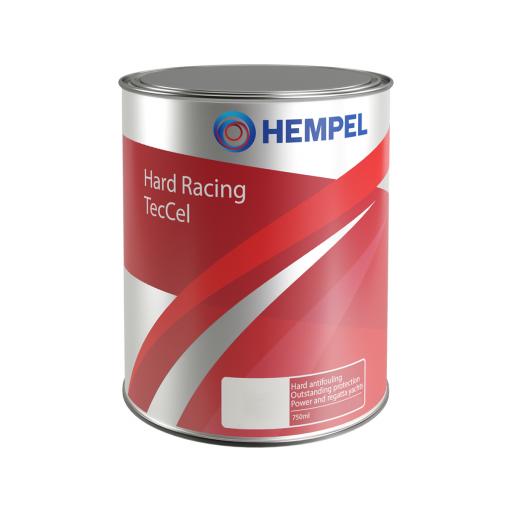 Hempel Hard Racing TecCel Antifouling - weiß, 750ml