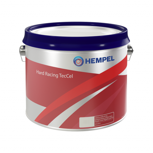 Hempel Hard Racing TecCel Antifouling - schwarz, 2,5l