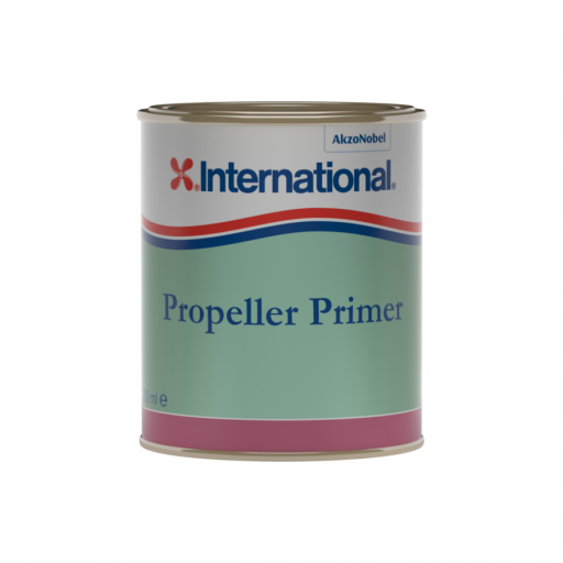 International Propeller Primer Grundierung - rot, 250ml