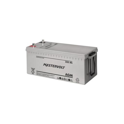 Mastervolt AGM Marine Bootsbatterie - 225 Ah