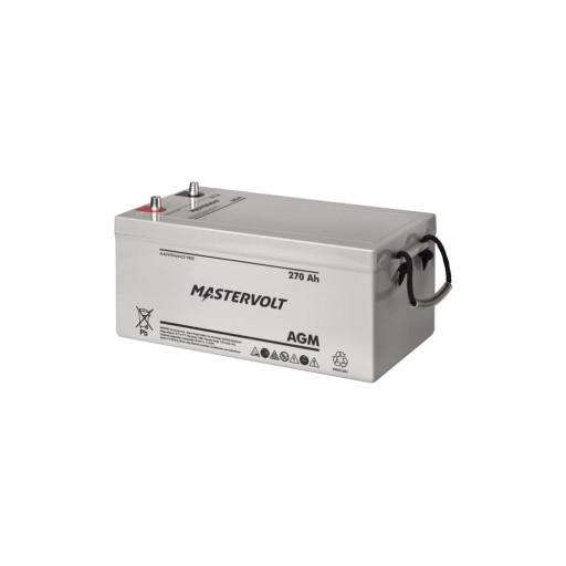Mastervolt AGM Marine Bootsbatterie - 270 Ah