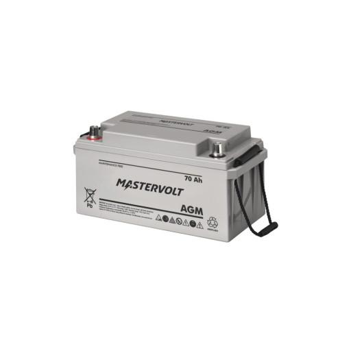 Mastervolt AGM Marine Bootsbatterie - 70 Ah