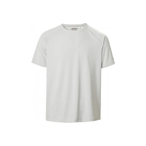 Musto Evolution Sunblock T-Shirt Herren hellgrau