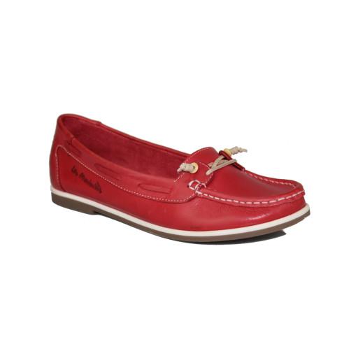 SALE: TBS Kelling Bootsschuh Damen rot