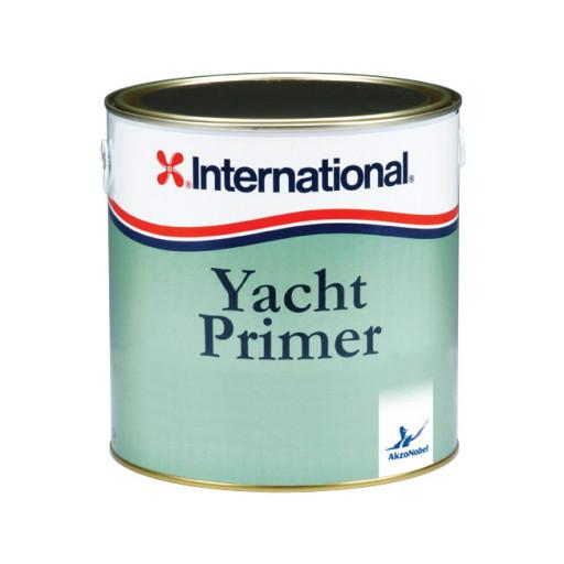 International Yacht Primer Grundierung - grau 2500ml