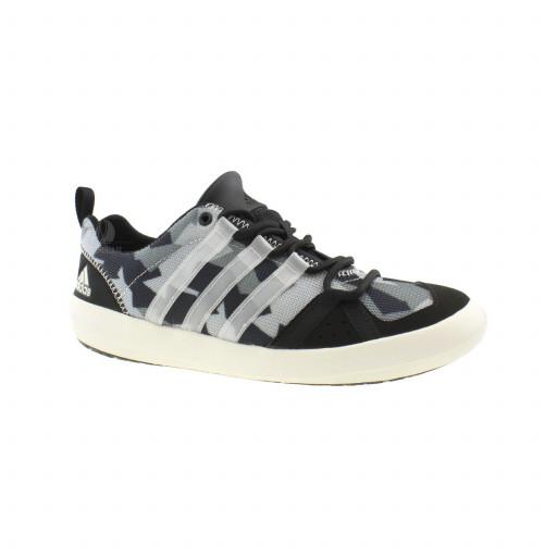 SALE: Adidas Boat Lace Segelschuh Unisex schwarz-grau