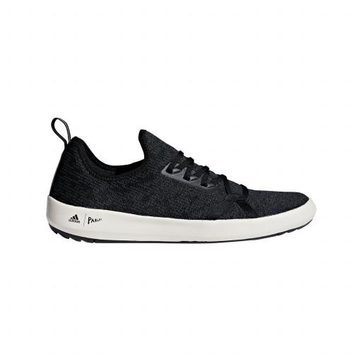 SALE: Adidas Boat Lace Parley Segelschuh Herren schwarz