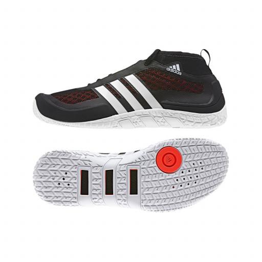 SALE: Adidas Sailing GR02 Grinder Bootsschuh Unisex rot/schwarz/weiß