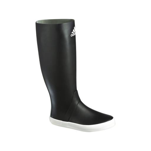 DEAL: Adidas Sailing Harbour Gummistiefel schwarz/weiß