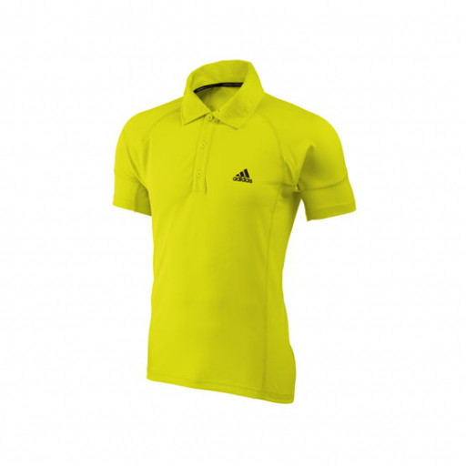 SALE: Adidas Sailing M ASE CL Poloshirt Herren lime-grün