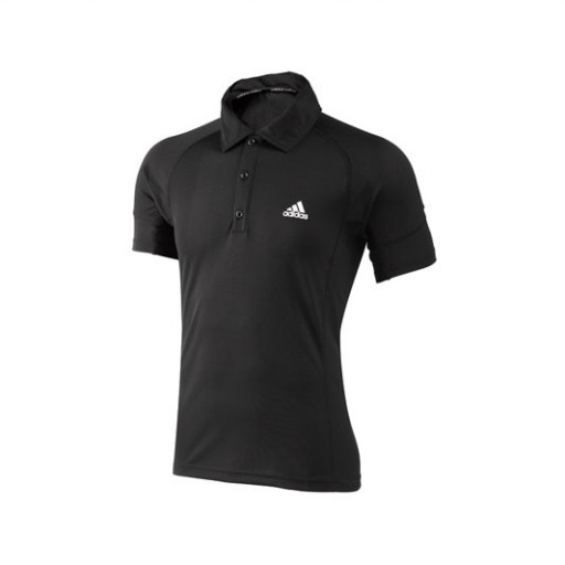 SALE: Adidas Sailing M ASE CL Poloshirt Herren schwarz