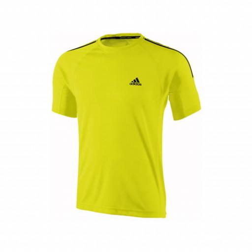 SALE: Adidas Sailing M ASE CL T-Shirt SSL Herren lime-grün