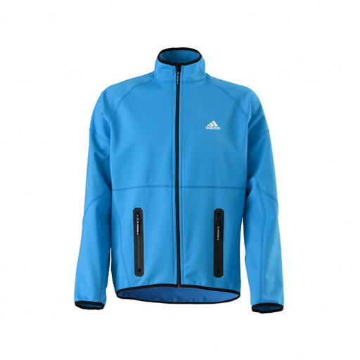 SALE: Adidas Sailing M ASE 3L Softshell-Jacke Herren blau