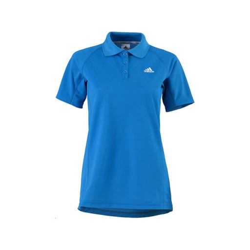 SALE: Adidas Sailing W ASE CL Poloshirt Damen blau