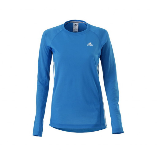 SALE: Adidas Sailing W ASE CL Shirt LS Langarmshirt Damen blau