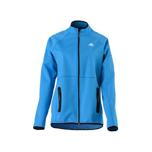 SALE: Adidas Sailing W ASE 3L Softshell-Jacke Damen blau