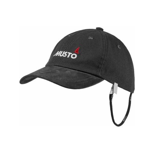 Musto Evolution Original Crew Segelkappe schwarz