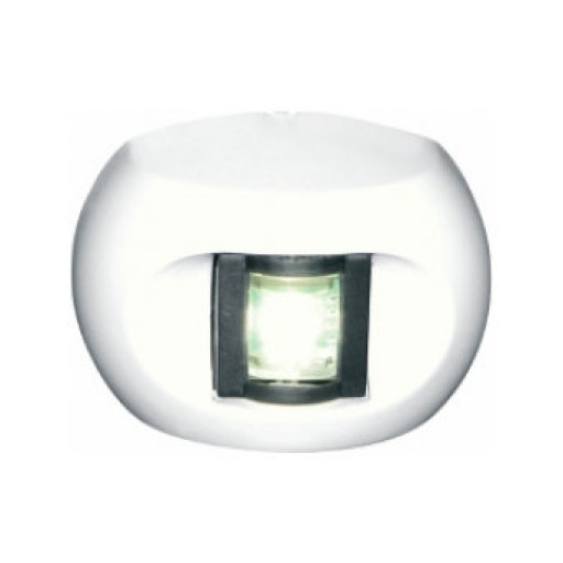 Aqua Signal Serie 34 Hecklaterne LED BSH - Gehäusefarbe weiß