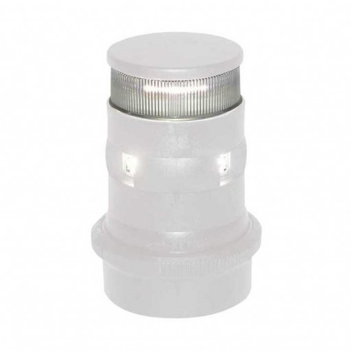 Aqua Signal Serie 34 Topp-Anker-Laterne LED BSH - Gehäusefarbe weiß