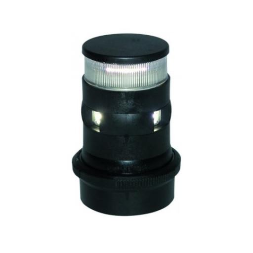 Aqua Signal Serie 34 Topp-Anker-Laterne LED BSH - Gehäusefarbe schwarz