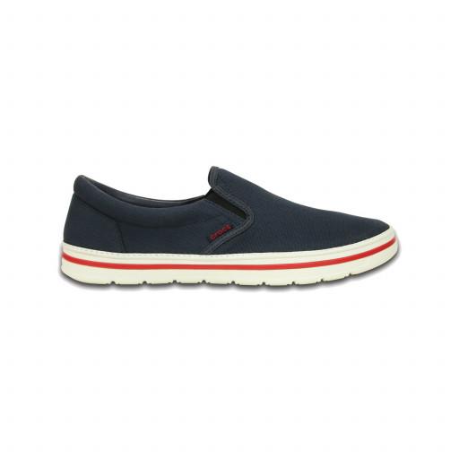 SALE: Crocs Norlin Slip-On Herren marineblau