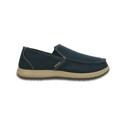 SALE: Crocs Santa Cruz Clean Cut Loafer Slip-On Herren marineblau