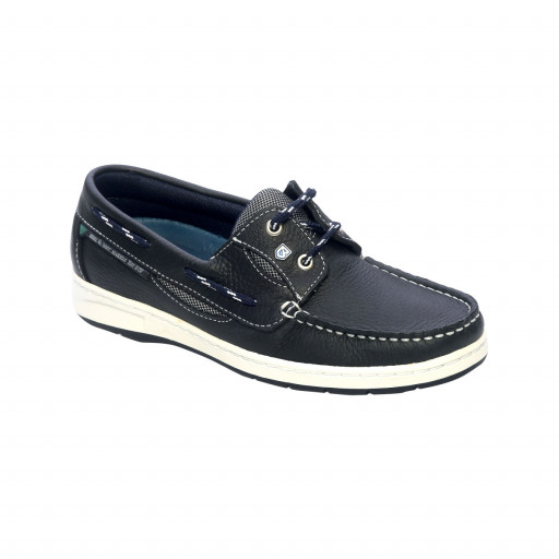 SALE: Dubarry Crete Bootsschuh Damen marineblau