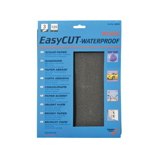 EasyCUT Nass-Schleifpapier 230 x 280mm im 3er Pack