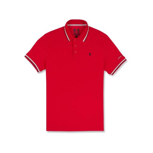 Musto Evolution Pro Lite Poloshirt Herren rot