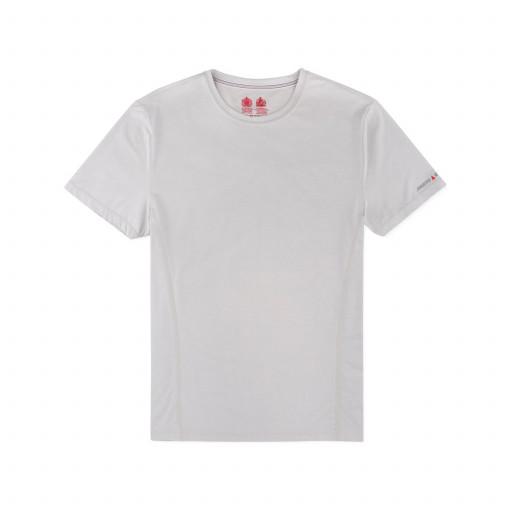 SALE: Musto Evolution Sunblock T-Shirt Herren hellgrau