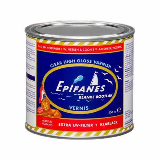 Epifanes Bootslack klar 1K mit UV-Filter - 250ml