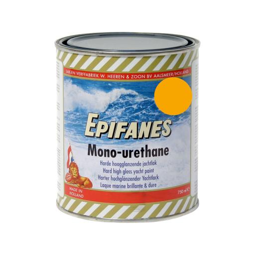 Epifanes Mono-Urethane Bootslack - gelb 3137, 750ml
