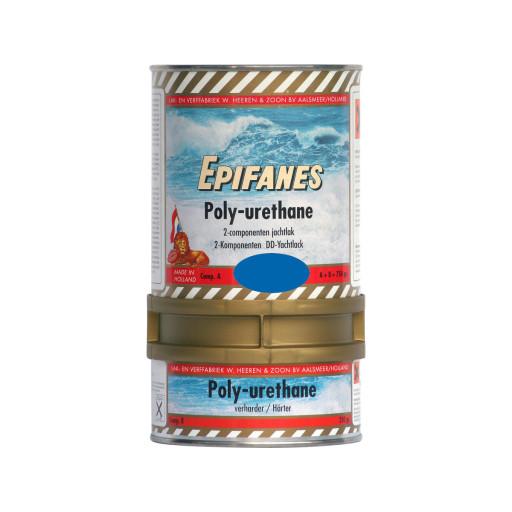 Epifanes Poly-Urethane DD Bootslack - mittelblau 852, 750g