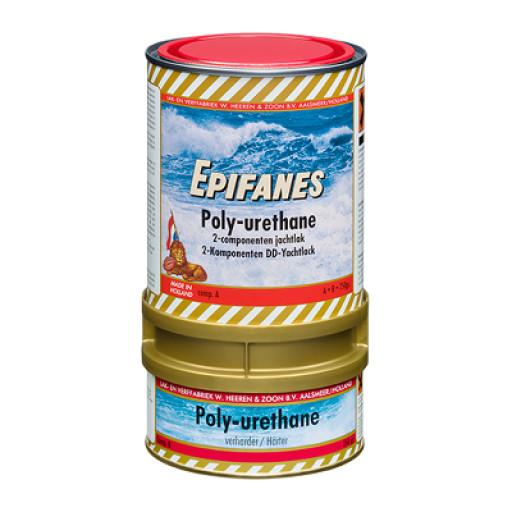 Epifanes Poly-Urethane DD Yachtlack klar 2K mit UV-Filter - 750g