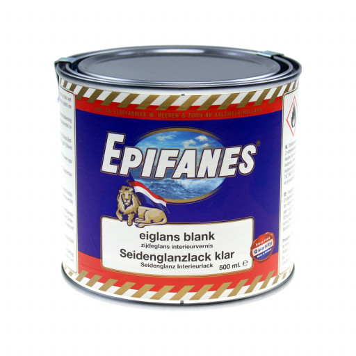 Epifanes Seidenglanz klar 1K Klarlack - 500ml