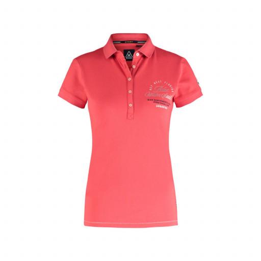 SALE: Gaastra Atse 2 Poloshirt Damen rot