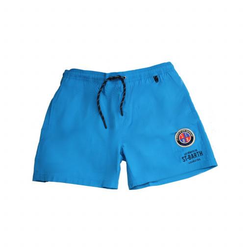 SALE: Gaastra Brave Swimshort Badehose Herren blau
