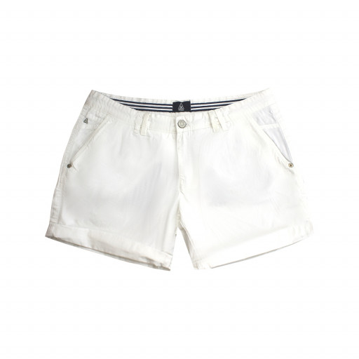 SALE: Gaastra Betty Short Segelshorts Damen weiß