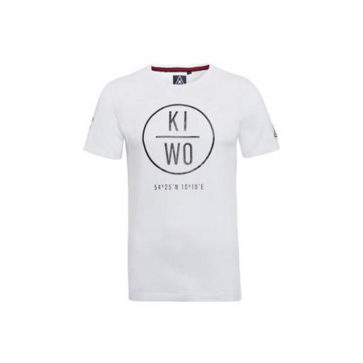 """SALE: Gaastra """"Kieler Woche 2017"""" T-Shirt Karsten Herren weiß"""