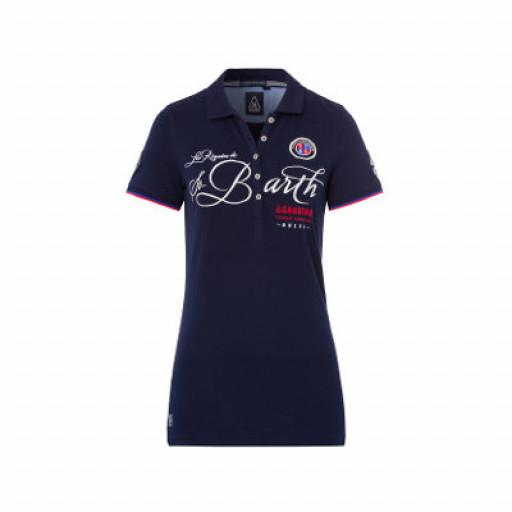 "SALE: Gaastra ""St. Barth"" Bruna Poloshirt Damen marineblau"