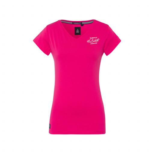 "SALE: Gaastra ""St. Barth"" Byllar T-Shirt Damen pink"