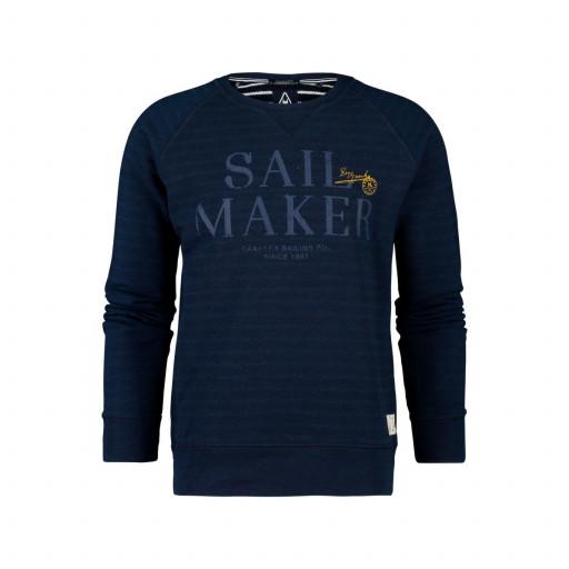 SALE: Gaastra Watersail Pullover Herren dunkelblau