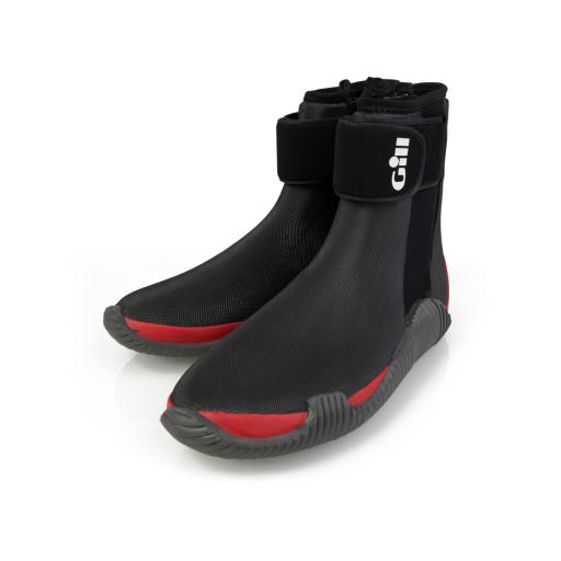 Gill Aero Boot Neoprenstiefel Unisex schwarz