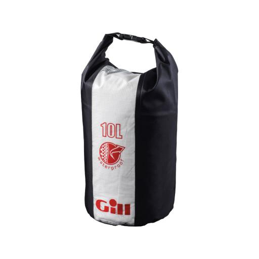 Gill Drybag Seesack wasserdicht 10l schwarz