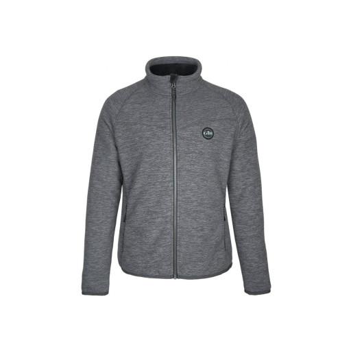 Gill Polar Jacket Fleece-Jacke Herren graphite