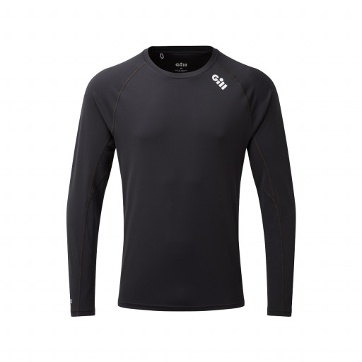 Gill Race Long Sleeve Tee Herren graphite